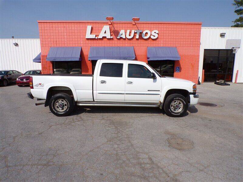 2007 GMC Sierra 2500HD Classic for sale at L A AUTOS in Omaha NE