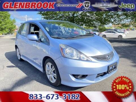 2010 Honda Fit for sale at Glenbrook Dodge Chrysler Jeep Ram and Fiat in Fort Wayne IN