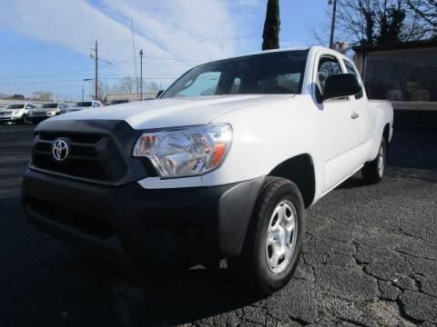 2015 Toyota Tacoma for sale at Lewis Page Auto Brokers in Gainesville GA