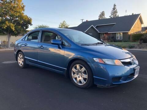 2010 Honda Civic for sale at Carmelo Auto Sales Inc in Orange CA
