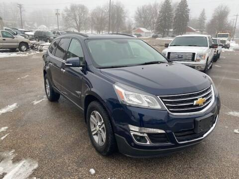 2015 Chevrolet Traverse for sale at Chief Automotive, Inc. in Bonduel WI