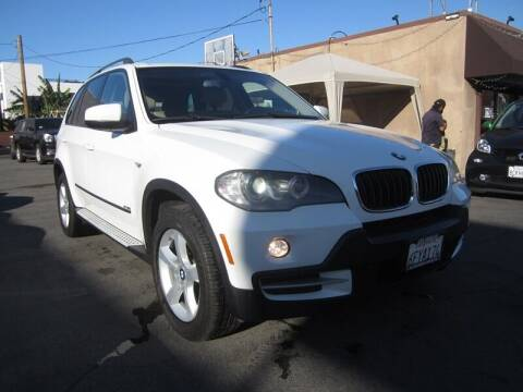 2008 BMW X5 for sale at Win Motors Inc. in Los Angeles CA