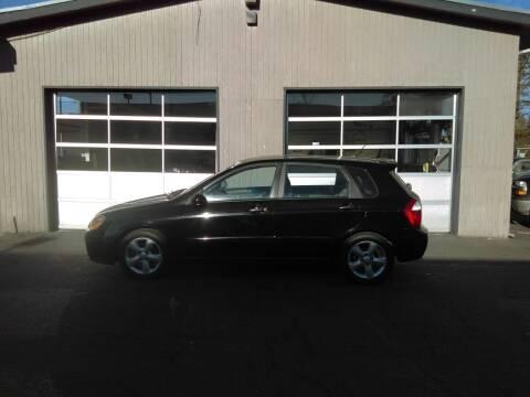 2008 Kia Spectra for sale at Westside Motors in Mount Vernon WA