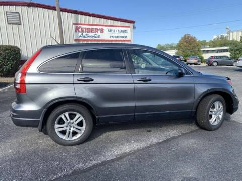 2010 Honda CR-V for sale at Keisers Automotive in Camp Hill PA