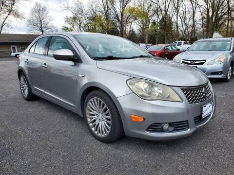 2010 Suzuki Kizashi for sale at AFFORDABLE IMPORTS in New Hampton NY