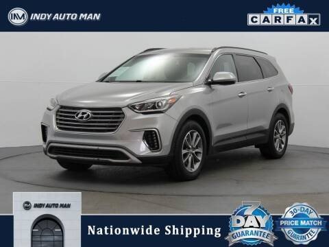 2017 Hyundai Santa Fe for sale at INDY AUTO MAN in Indianapolis IN