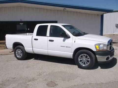 2006 Dodge Ram Pickup 1500 for sale at AUTO TOPIC in Gainesville TX
