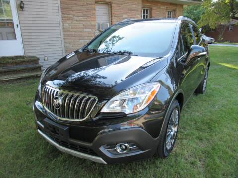 2016 Buick Encore for sale at Lake County Auto Sales in Painesville OH