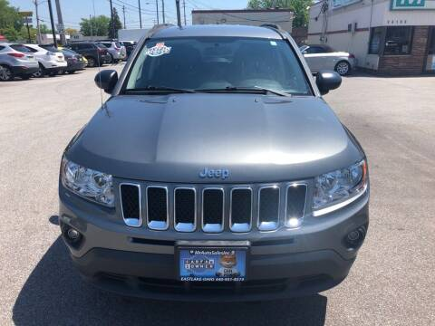 2012 Jeep Compass for sale at MR Auto Sales Inc. in Eastlake OH