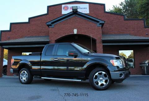 2011 Ford F-150 for sale at Atlanta Auto Brokers in Cartersville GA