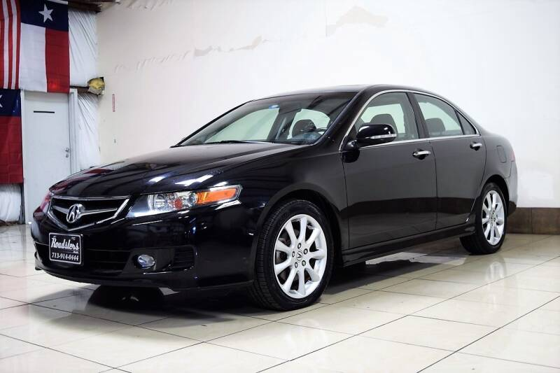 2006 Acura TSX for sale at ROADSTERS AUTO in Houston TX