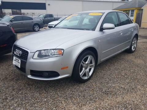 2008 Audi A4 for sale at CAPITOL AUTO SALES LLC in Baton Rouge LA