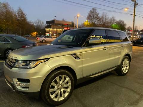 2014 Land Rover Range Rover Sport for sale at Viewmont Auto Sales in Hickory NC