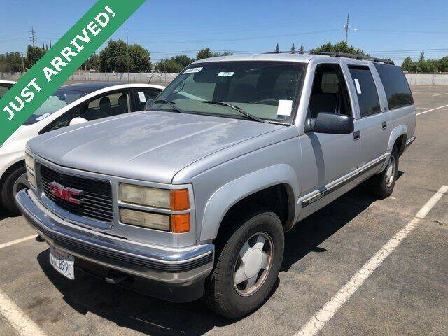 1997 GMC Suburban for sale at St. Croix Classics in Lakeland MN