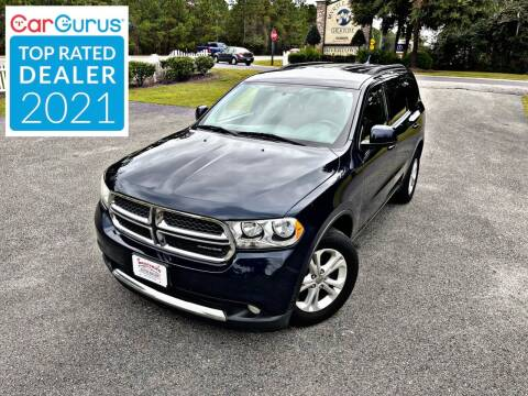2012 Dodge Durango for sale at Brothers Auto Sales of Conway in Conway SC
