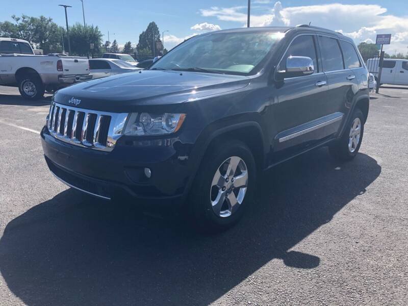 2012 Jeep Grand Cherokee for sale at Car & Truck Gallery in Albuquerque NM