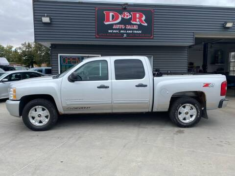 2011 Chevrolet Silverado 1500 for sale at D & R Auto Sales in South Sioux City NE