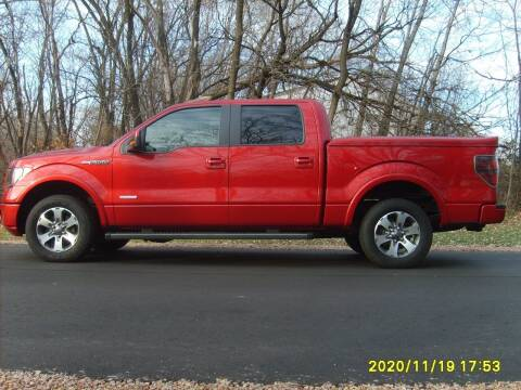 2011 Ford F-150 for sale at Northport Motors LLC in New London WI