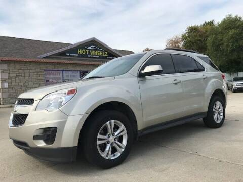 2015 Chevrolet Equinox for sale at HotWheelz Auto Group in Detroit MI