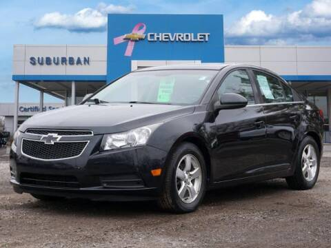 2012 Chevrolet Cruze for sale at Suburban Chevrolet of Ann Arbor in Ann Arbor MI