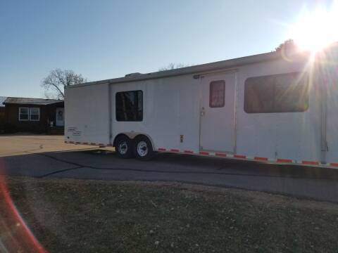 2008 Haulmark Toyhauler for sale at Pro Auto Sales and Service in Ortonville MN