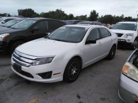 2010 Ford Fusion for sale at Valpo Motors in Valparaiso IN