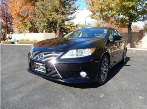 2013 Lexus ES 300h for sale at A-1 Auto Wholesale in Sacramento CA