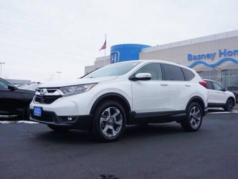 2019 Honda CR-V for sale at BASNEY HONDA in Mishawaka IN