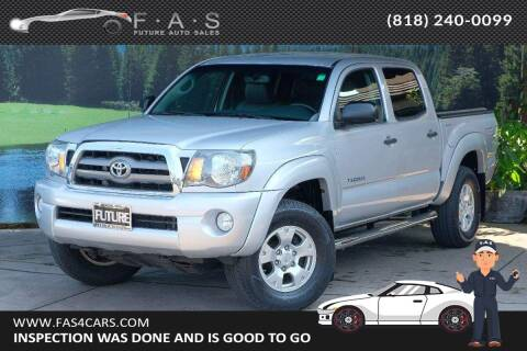 2010 Toyota Tacoma for sale at Best Car Buy in Glendale CA