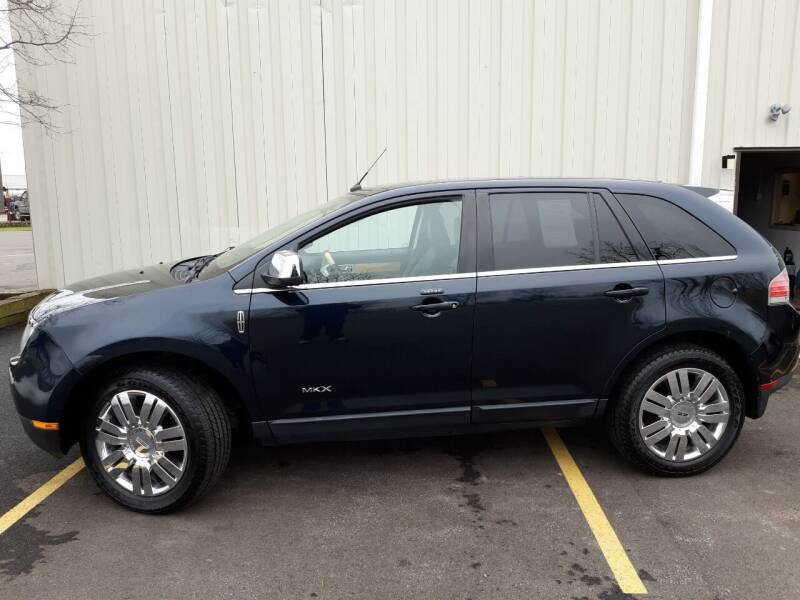 2008 Lincoln MKX for sale at C & C Wholesale in Cleveland OH