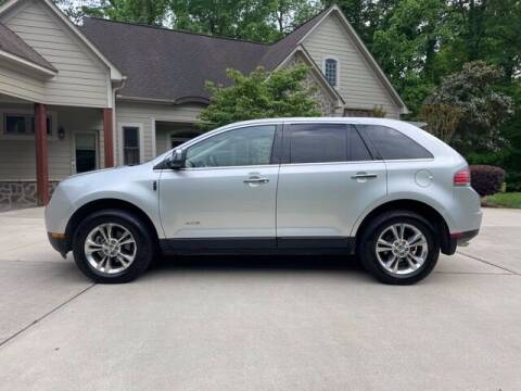 2010 Lincoln MKX for sale at Mater's Motors in Stanley NC