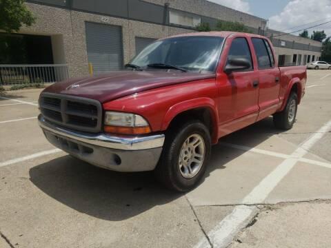 2003 Dodge Dakota for sale at ZNM Motors in Irving TX