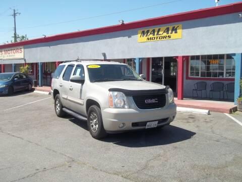 2008 GMC Yukon for sale at Atayas Motors INC #1 in Sacramento CA