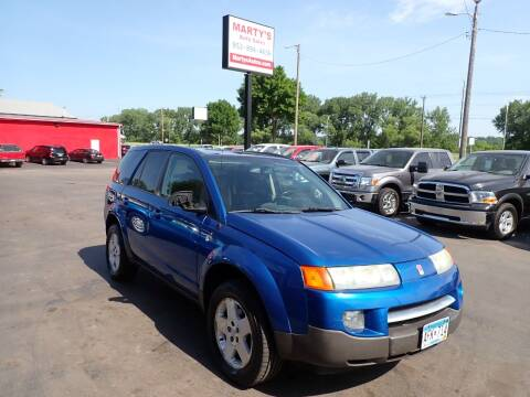 2004 Saturn Vue for sale at Marty's Auto Sales in Savage MN