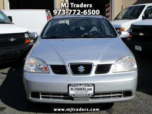 2005 Suzuki Forenza for sale at M J Traders Ltd. in Garfield NJ