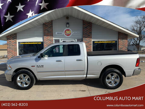 2013 RAM Ram Pickup 1500 for sale at Columbus Auto Mart in Columbus NE