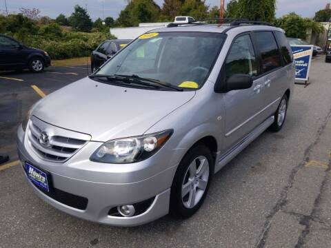 2006 Mazda MPV for sale at Howe's Auto Sales in Lowell MA