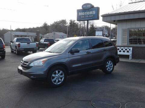 2011 Honda CR-V for sale at Route 106 Motors in East Bridgewater MA