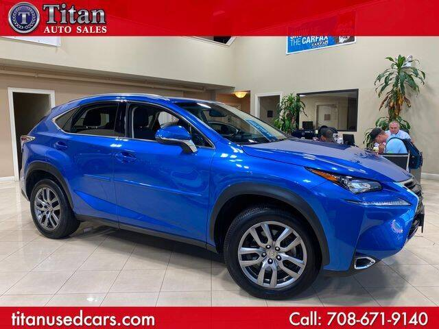 2016 Lexus NX 200t for sale in Worth, IL