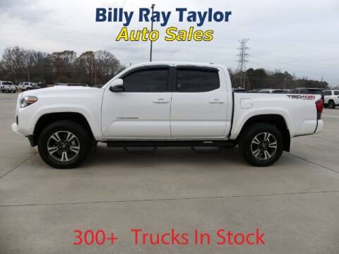 2019 Toyota Tacoma for sale at Billy Ray Taylor Auto Sales in Cullman AL