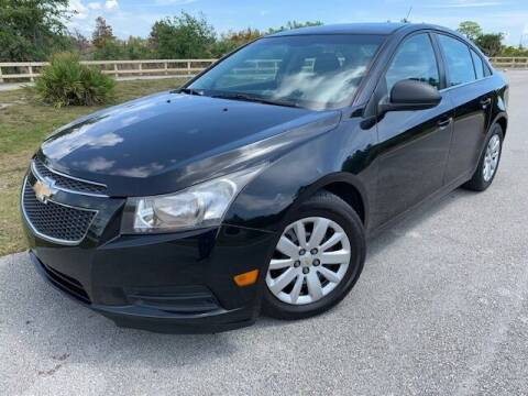 2011 Chevrolet Cruze for sale at Deerfield Automall in Deerfield Beach FL