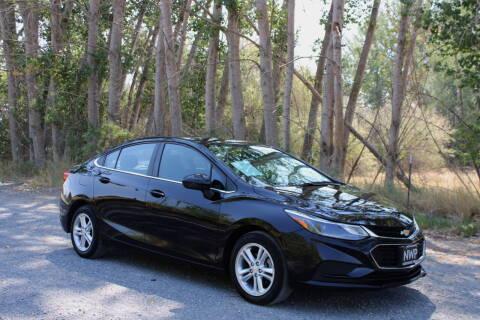 2016 Chevrolet Cruze for sale at Northwest Premier Auto Sales in West Richland WA