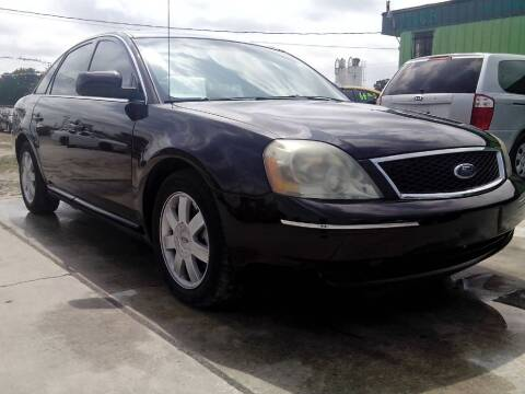 2006 Ford Five Hundred for sale at Warren's Auto Sales, Inc. in Lakeland FL