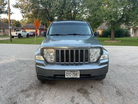 2012 Jeep Liberty for sale at CARWIN MOTORS in Katy TX