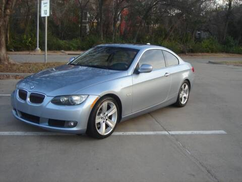 2010 BMW 3 Series for sale at ACH AutoHaus in Dallas TX