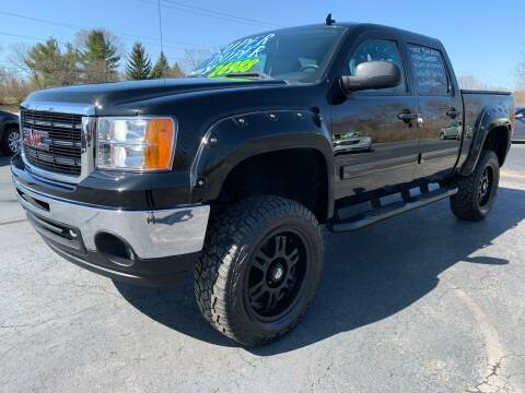 2012 GMC Sierra 1500 for sale at FREDDY'S BIG LOT in Delaware OH