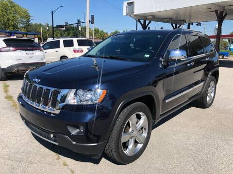 2011 Jeep Grand Cherokee for sale at Auto Target in O'Fallon MO