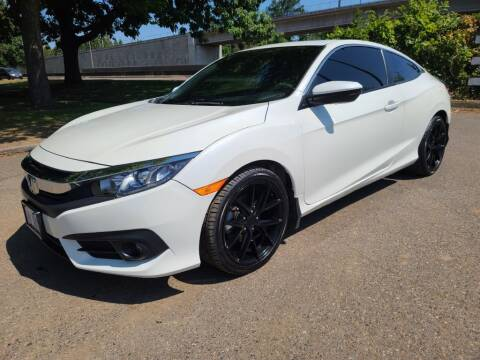 2017 Honda Civic for sale at EXECUTIVE AUTOSPORT in Portland OR