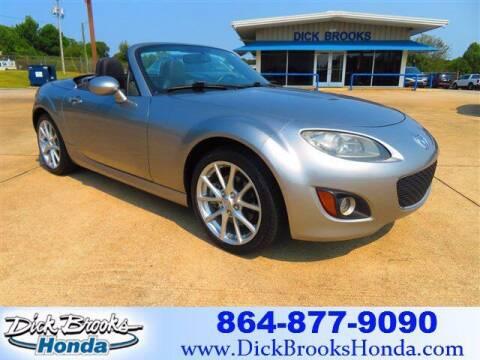 2012 Mazda MX-5 Miata for sale at DICK BROOKS PRE-OWNED in Lyman SC