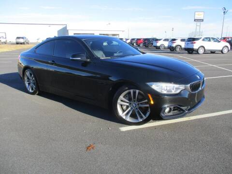 2015 BMW 4 Series for sale at Auto Gallery Chevrolet in Commerce GA